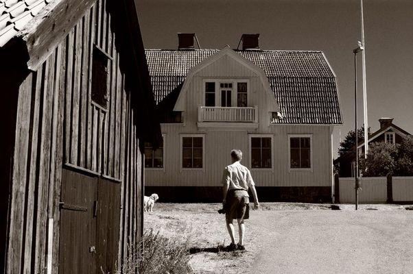 In Öregrund