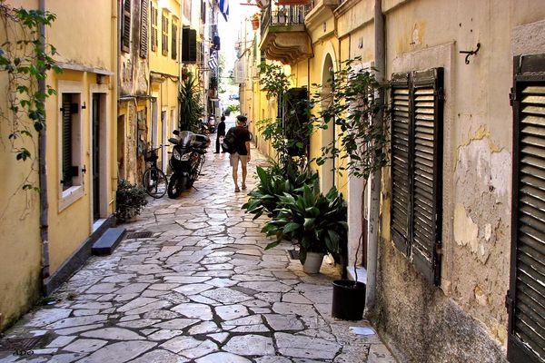 In Old Corfu (2)