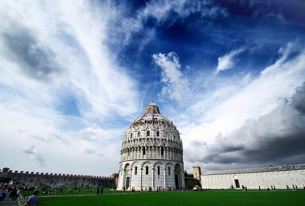 In Pisa