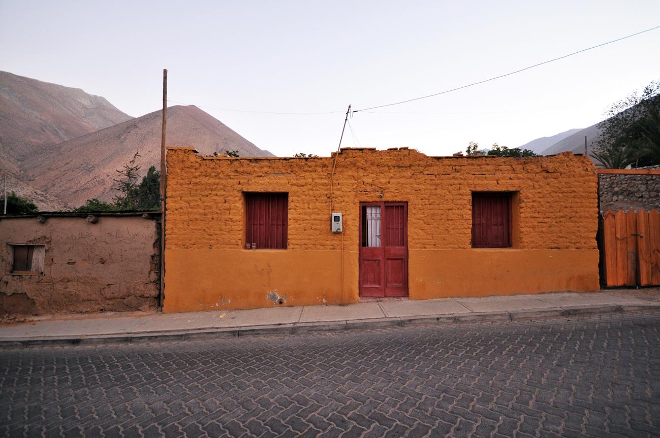 In Pisco Elqui