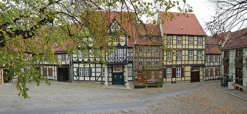 In Quedlinburg