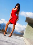 in red ;-)