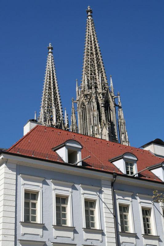 In Regensburg