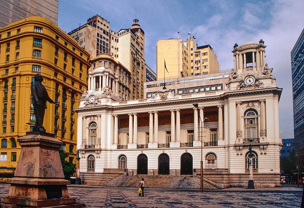 In Rio's Centro