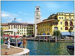 In Riva angekommen...