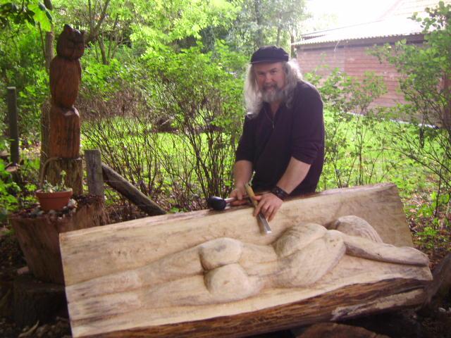 In Skulpturen Garten
