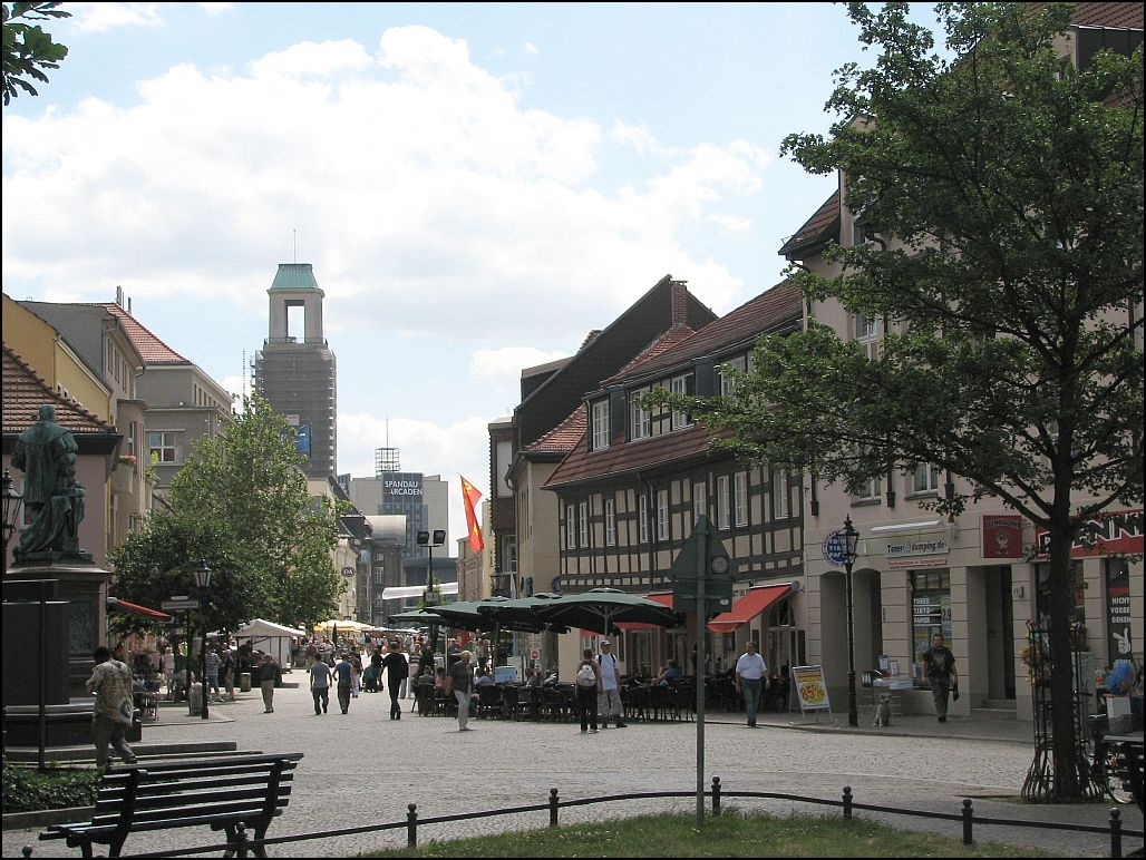 In Spandau's Altstadt