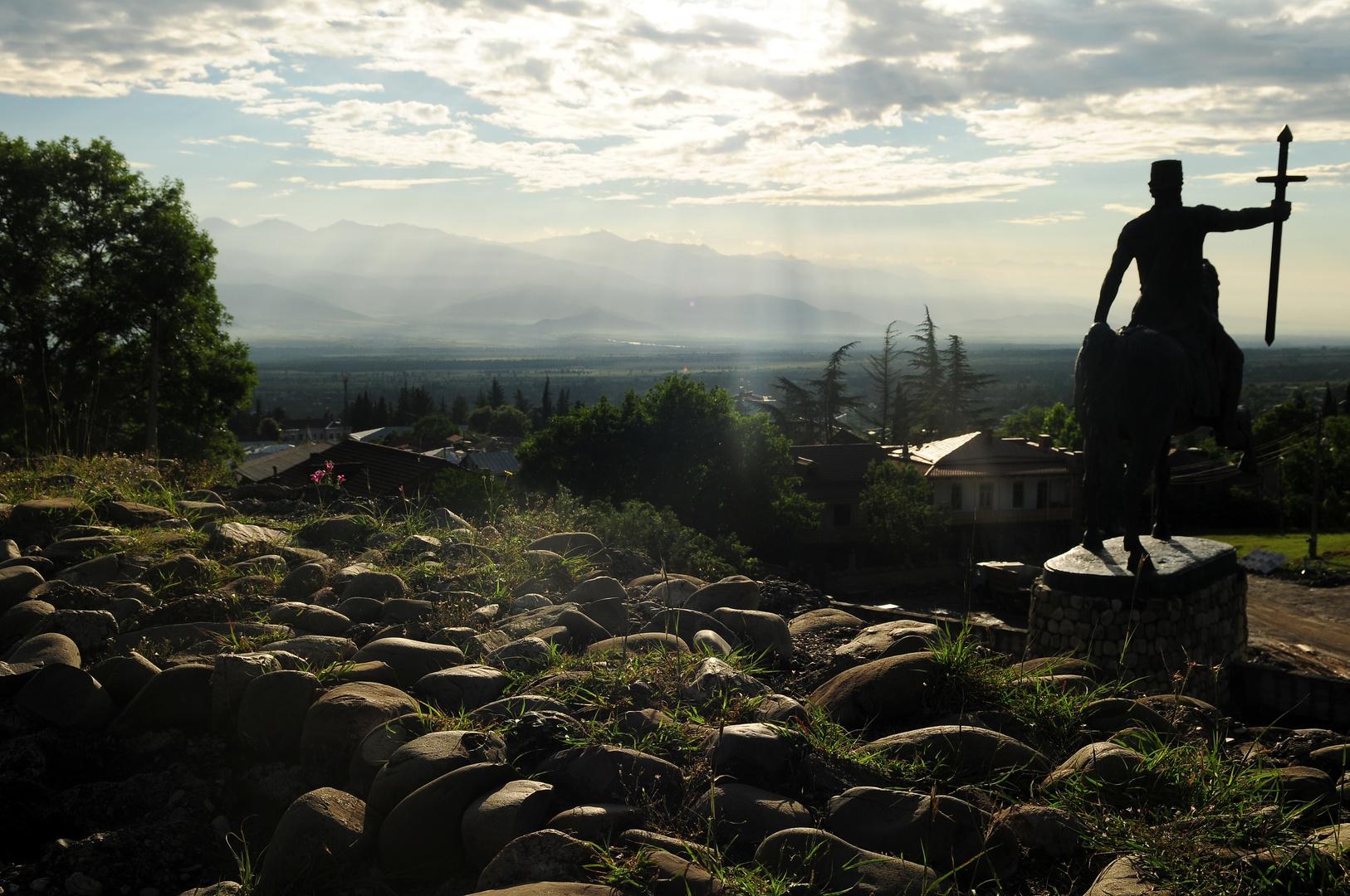 In Telawi (Georgien)