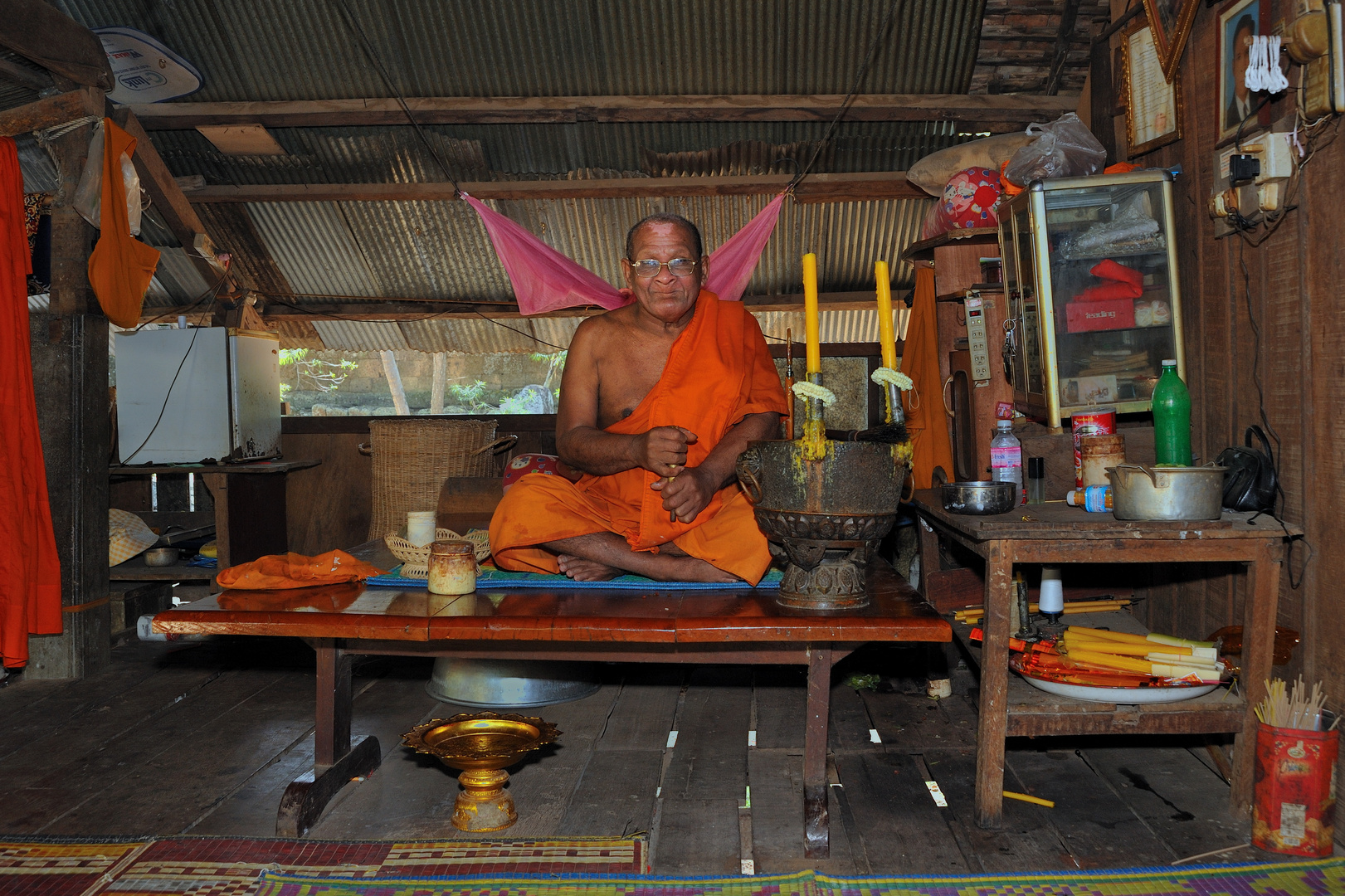 In the Athvea Pagoda 02