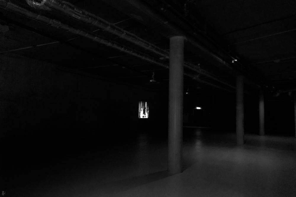 in the deep dark ...