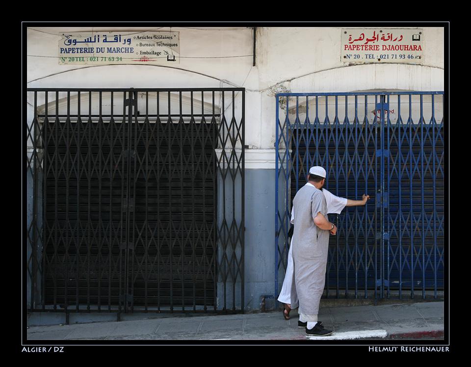 In The Kasbah XII, Algiers / DZ