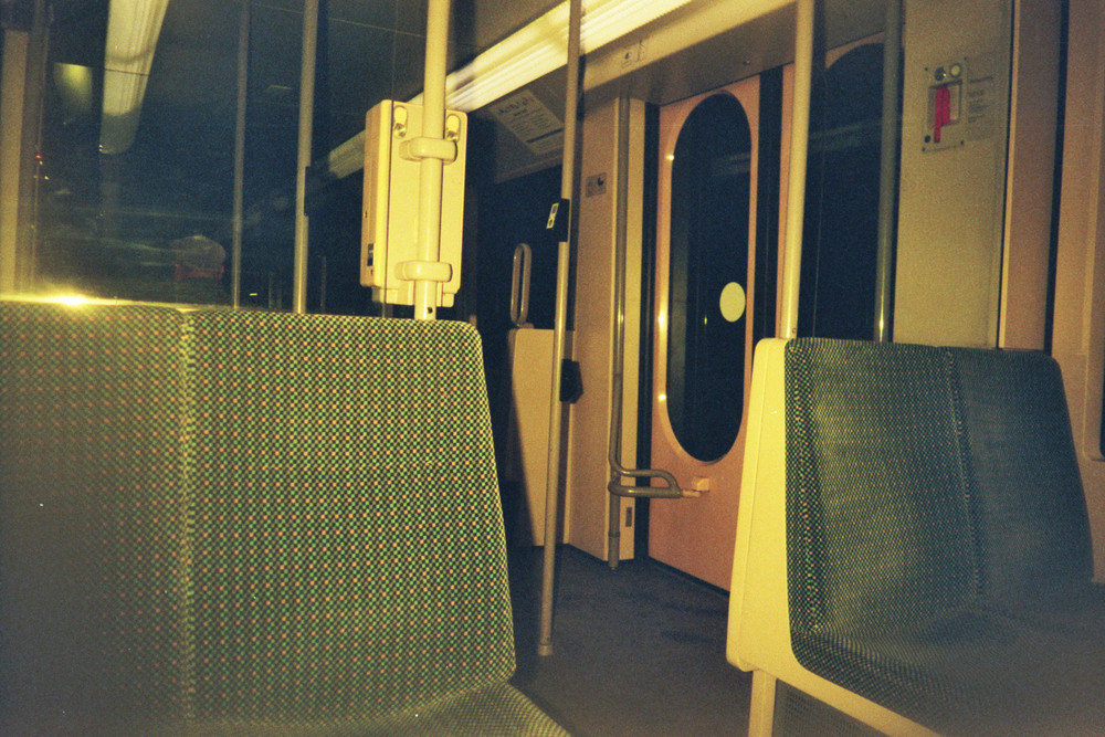 in the tube (Stuttgart, 2006)
