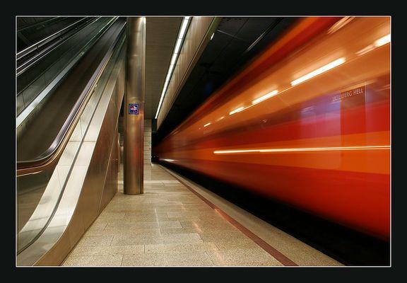 In the Underground Station