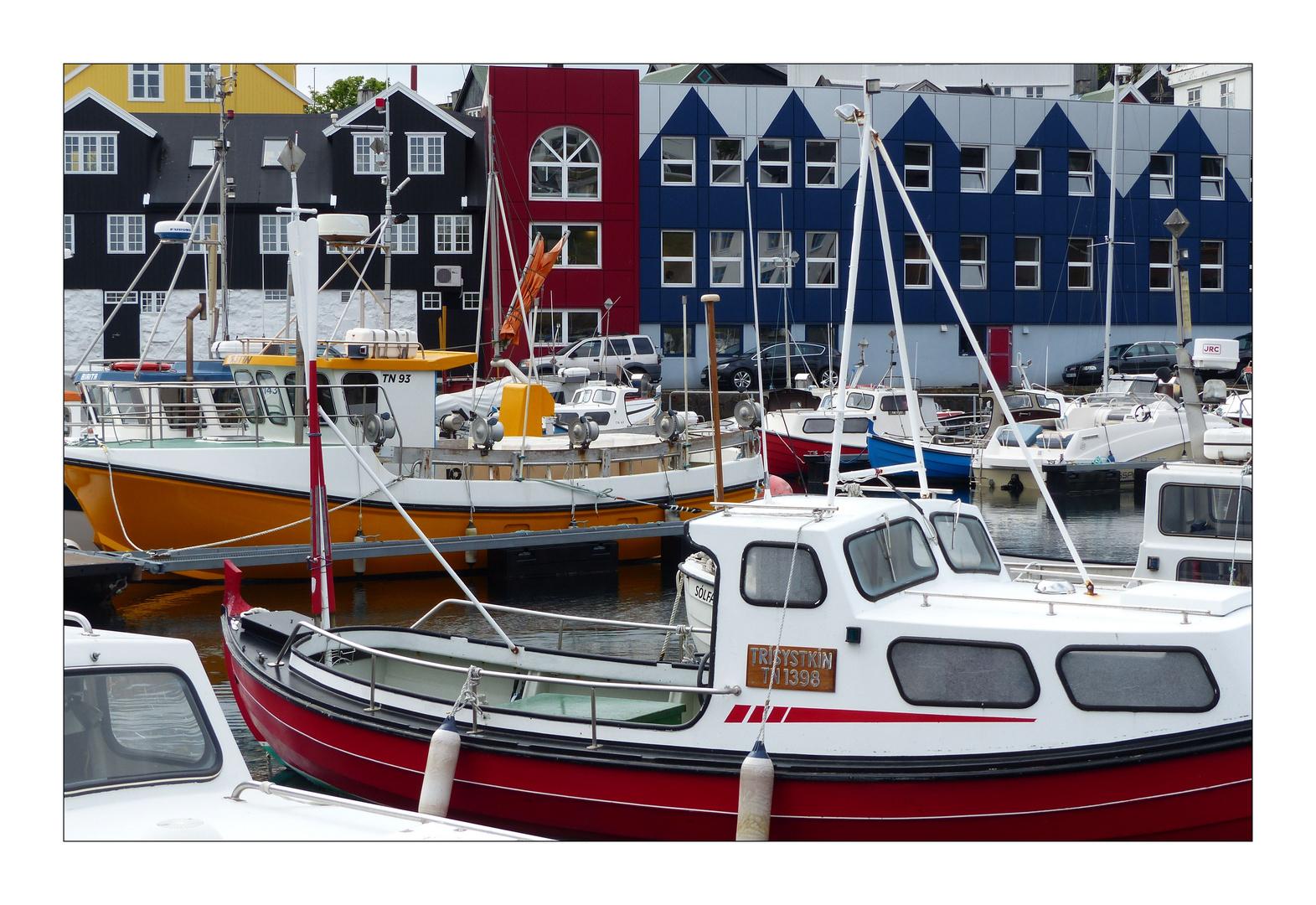 In Torshavn