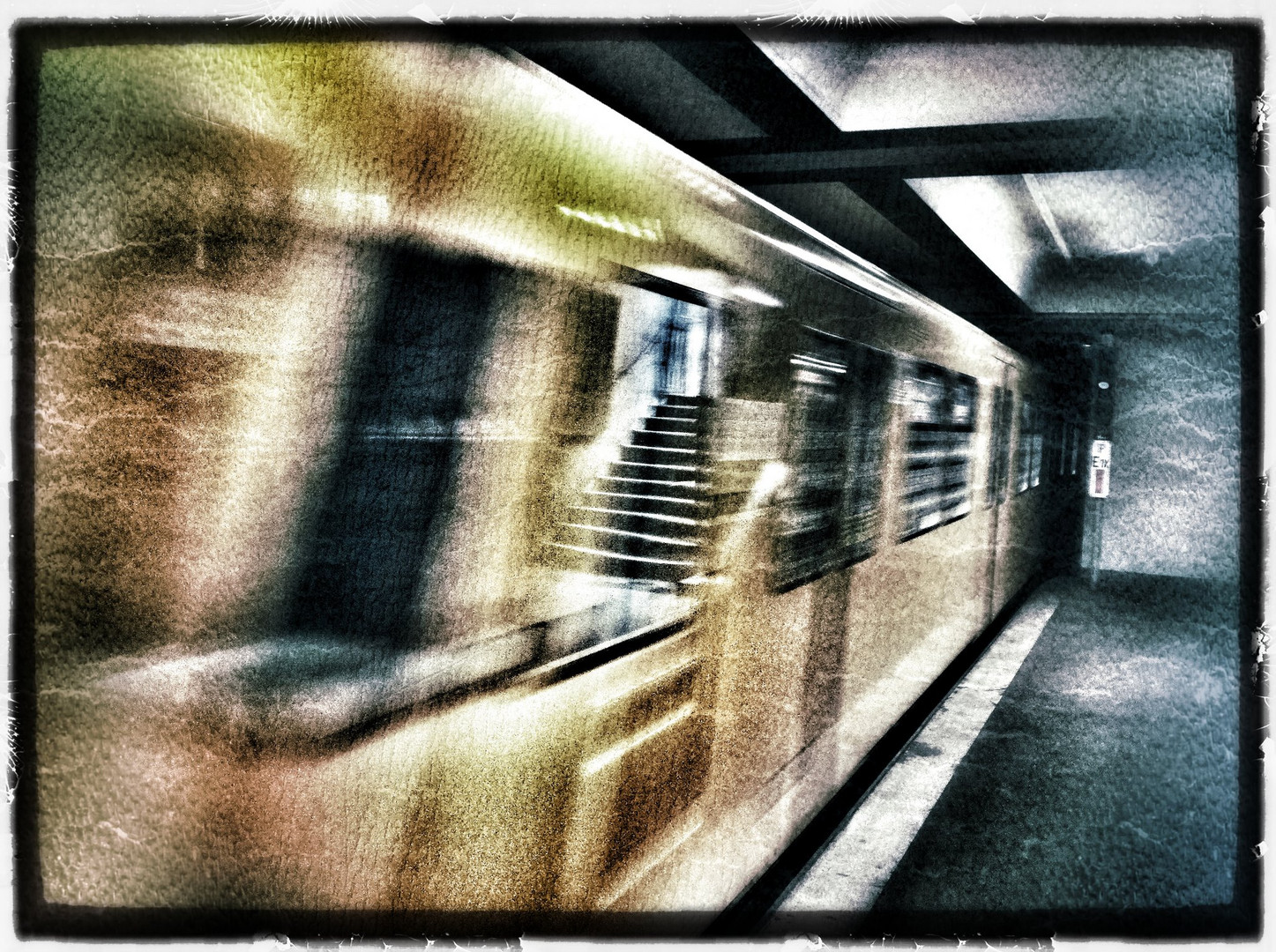 In Transit.