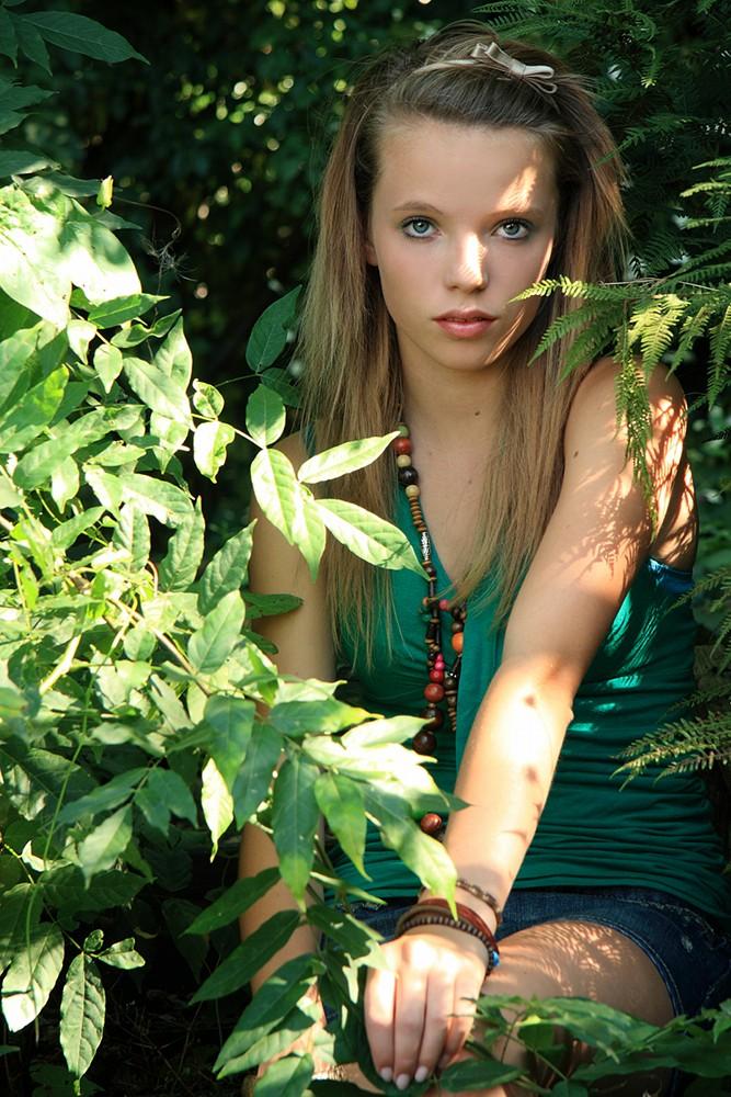 in unserem Dschungel