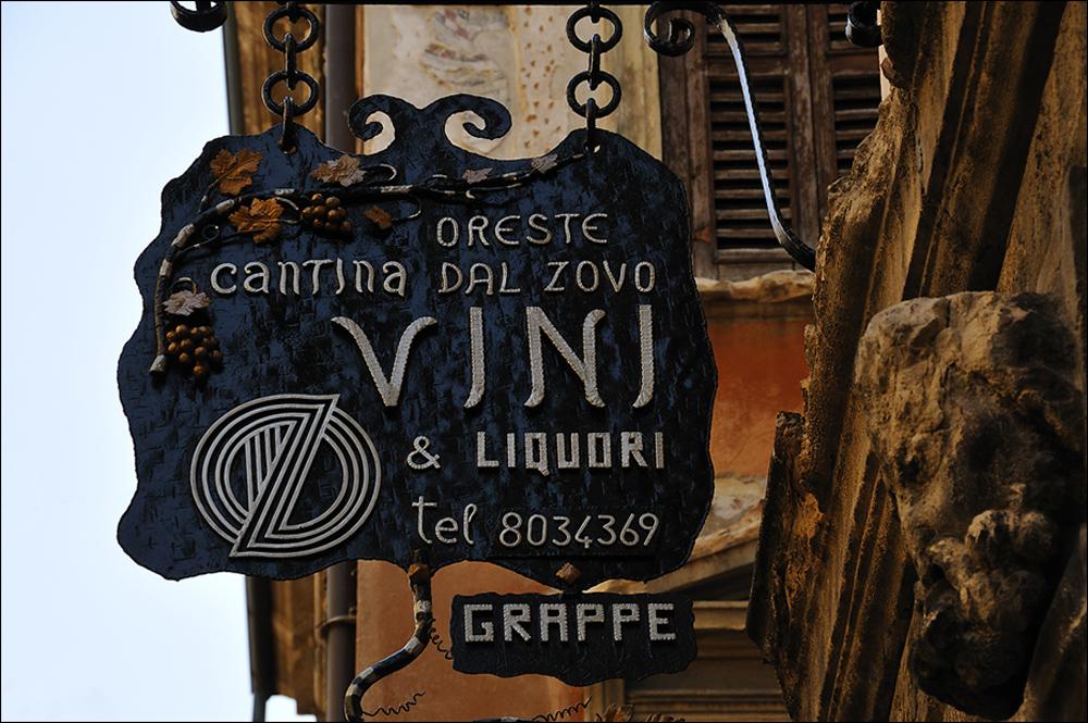 In Vino Veritas - und Grappa mag ich auch ;-)
