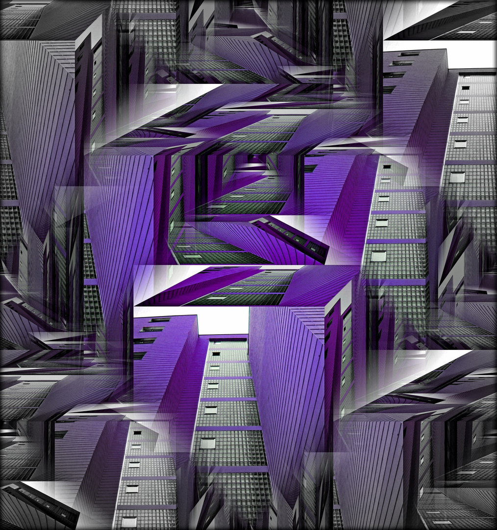 In Violet