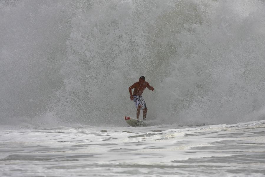 ... in Weißwasser den Surfsport erlernen...
