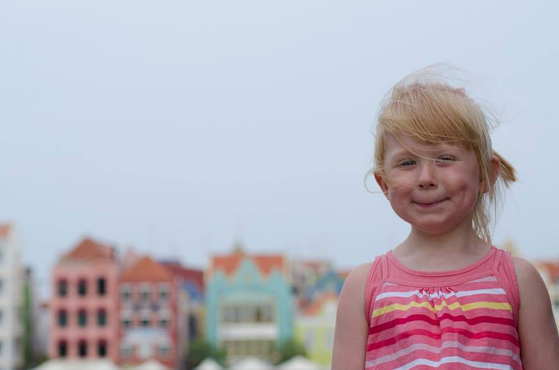 In Willemstad on Tour