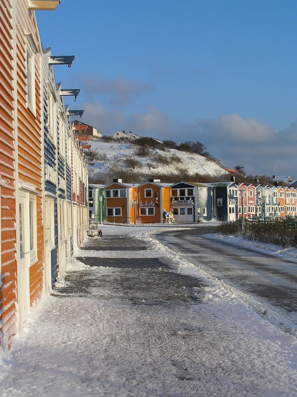 In Winterruhe