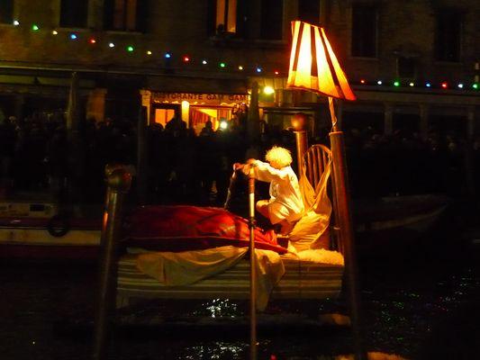 Inauguration du carnaval de Venise (2013)