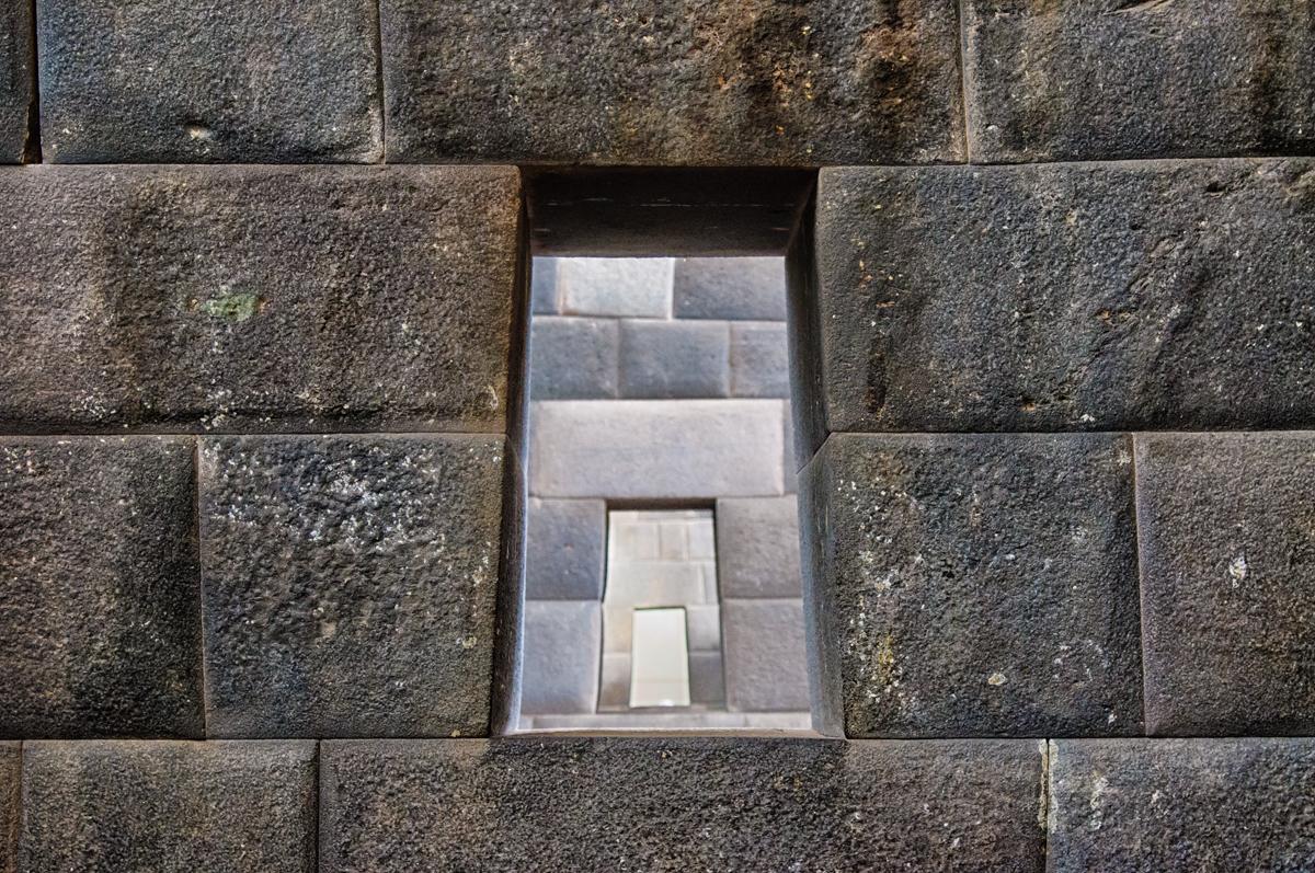 Inca Building @ Cusco