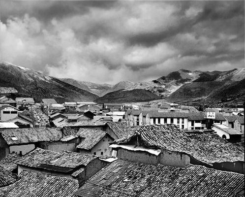 Inca empire....