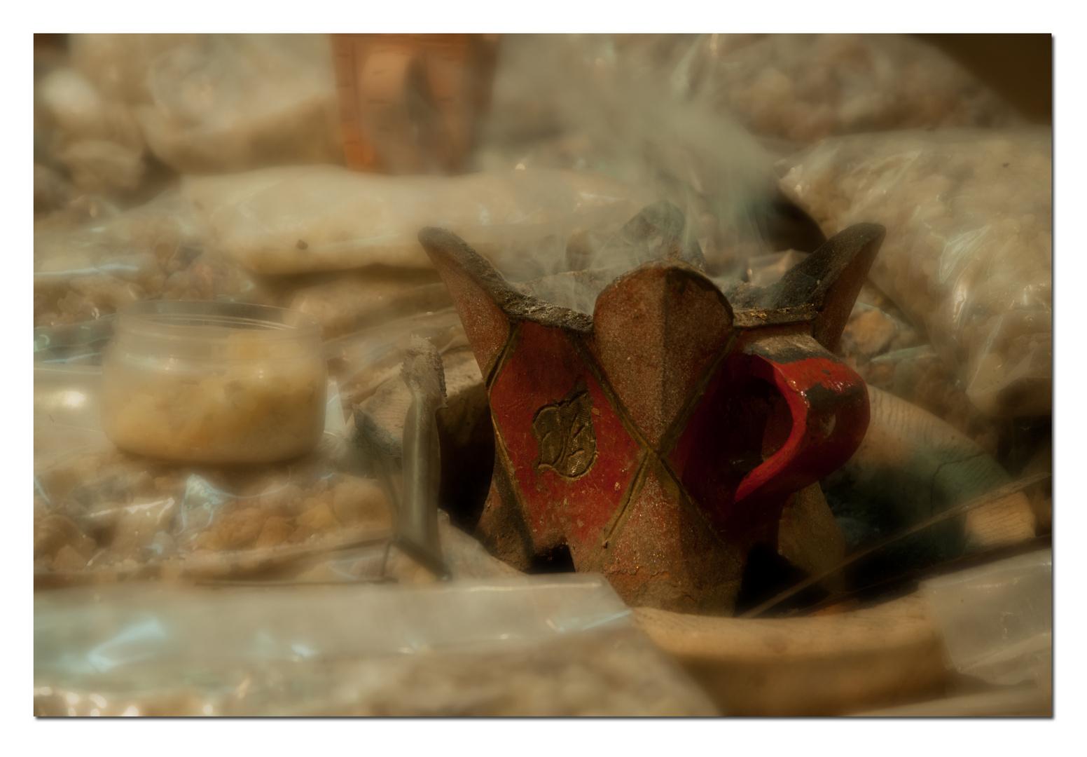 Incense - Weihrauch