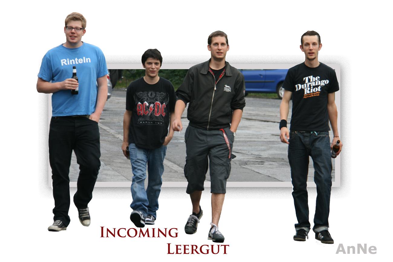 Incoming Leergut