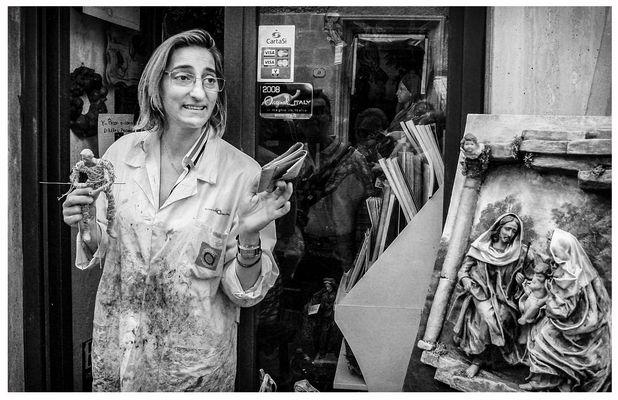 Incontri pugliesi n.11 - Maestra dell'arte della cartapesta