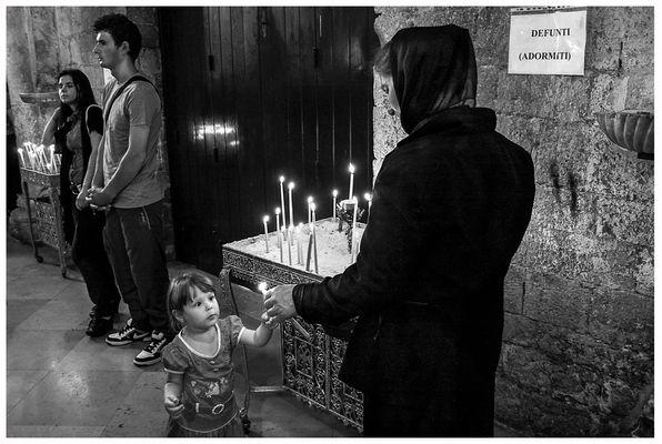 Incontri pugliesi n.18 - Ortodossi in pellegrinaggio da S. Nicola a Bari