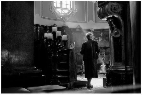 Incontri pugliesi n.34  - Nell'abside