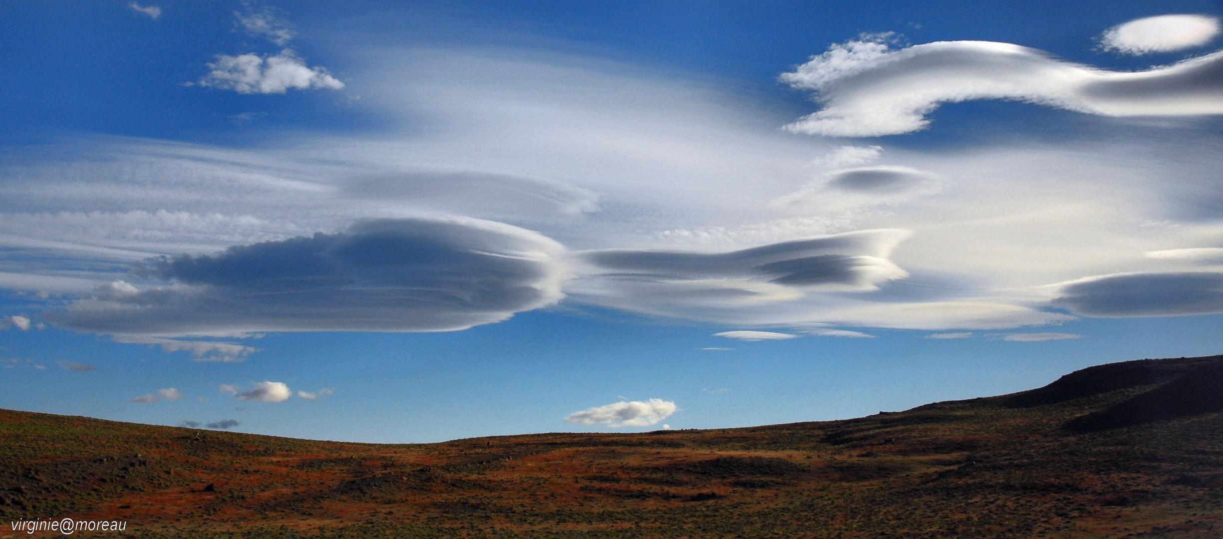 Incredible skies