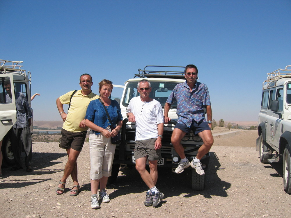 """incursion dans le """"KIK"""" au Maroc"""