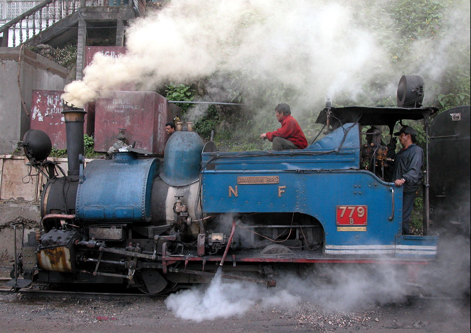 Inde - Darjeeling