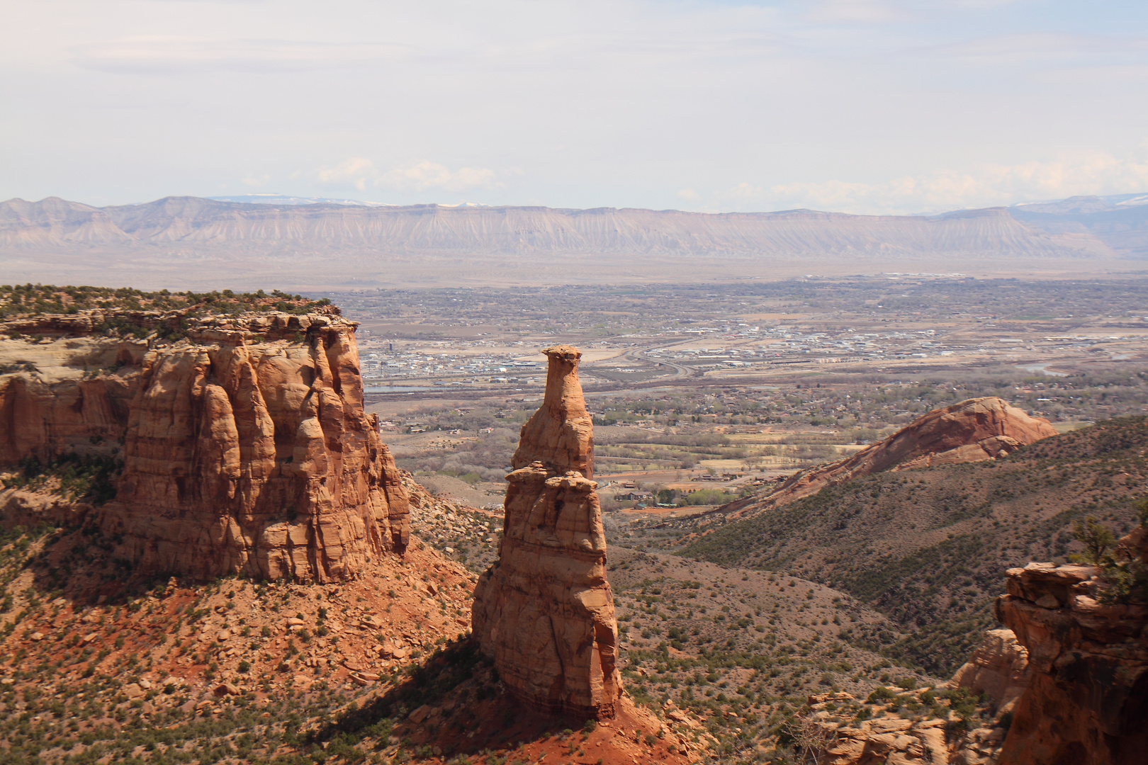 Independence Monument - Colorado National Monument