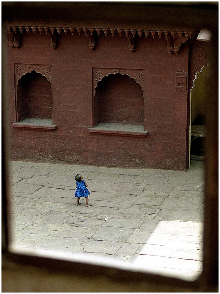 India 2005 - jaisalmer