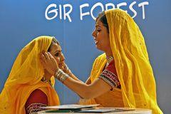 India Ladys