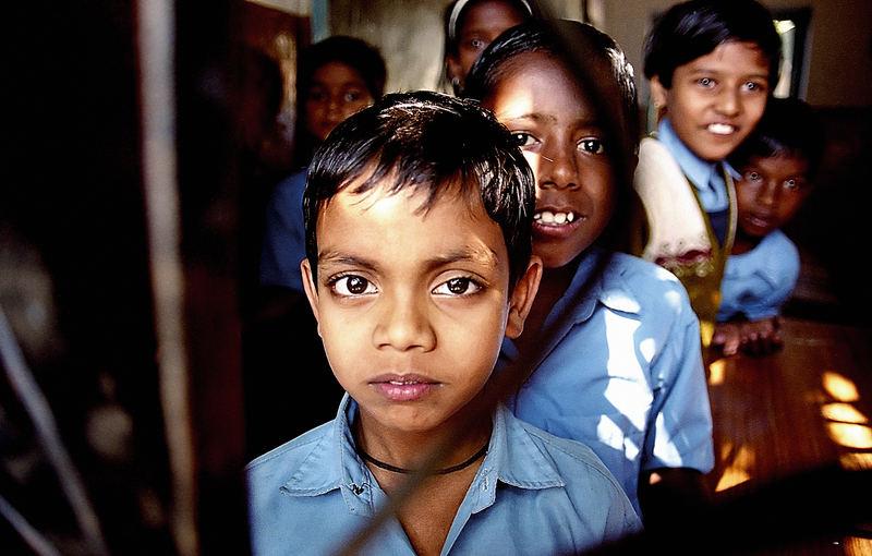 indialquadrato - inside Beatrix school