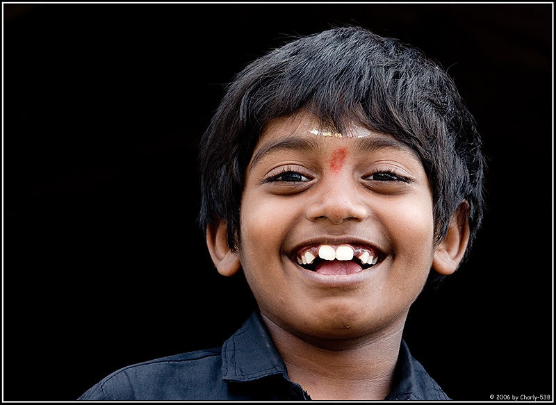 Indian boy 1