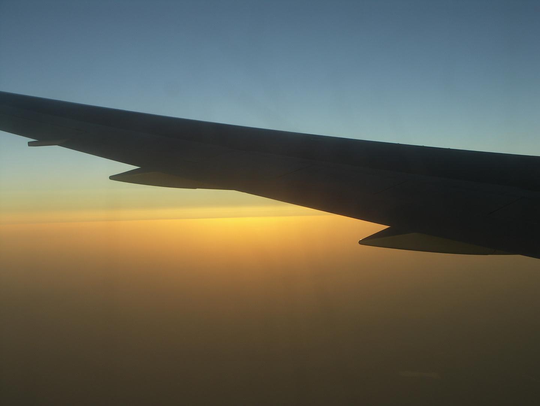 Indian dawn