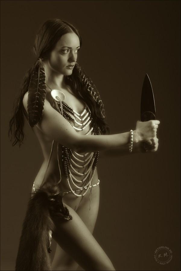 indian knife