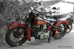 """""""Indian Motorcycle""""..."""