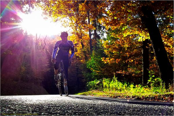 Indian Summer Biking