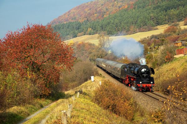 Indian Summer in Thuringia