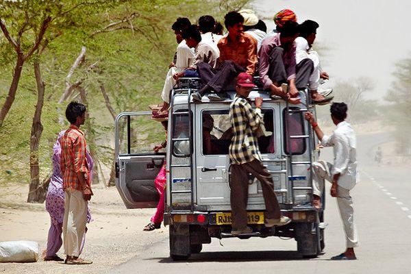 indian transportation