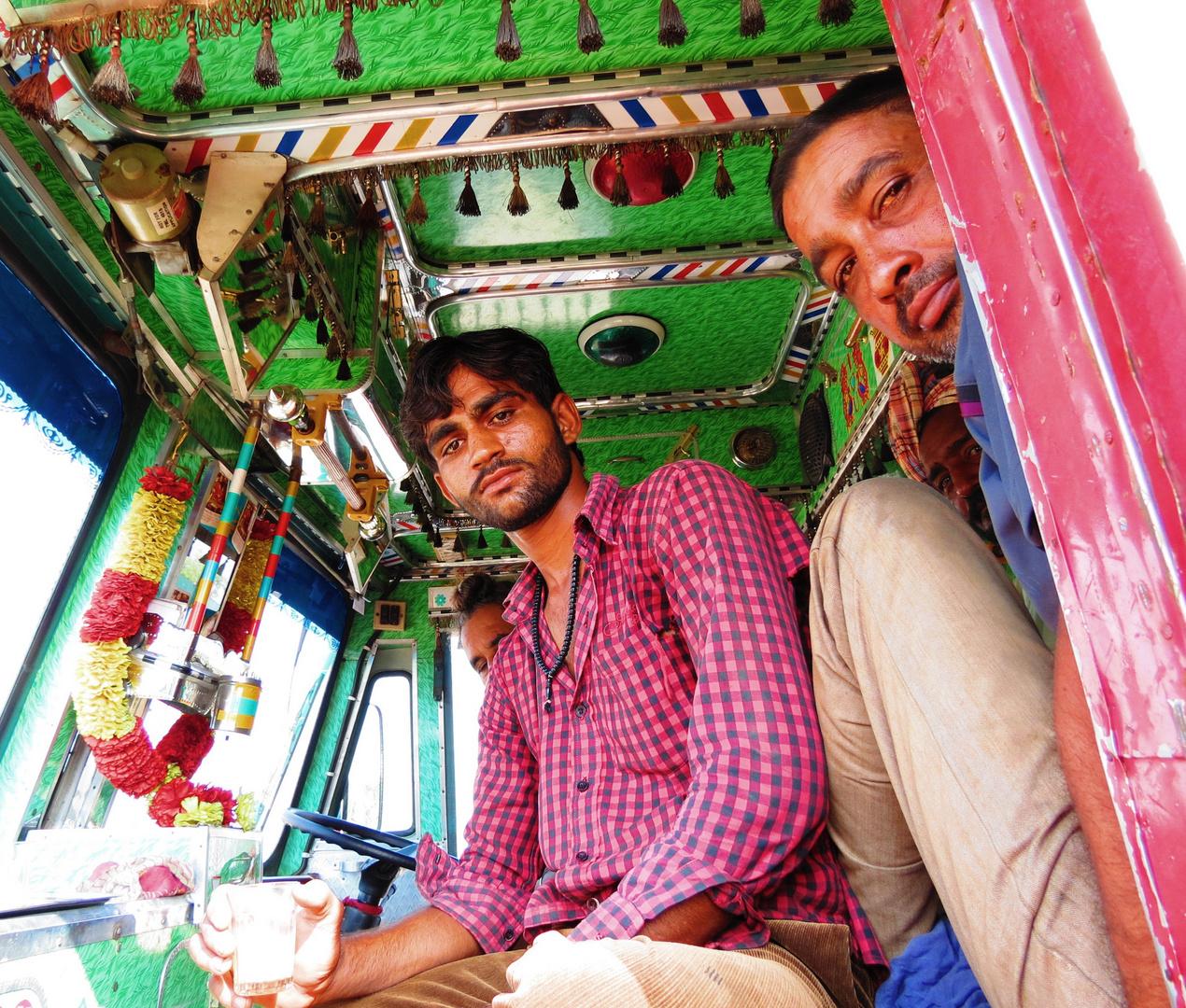 Indian Trucker