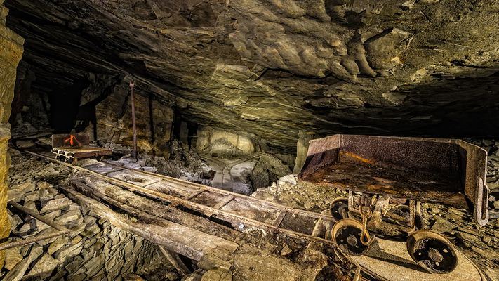 Indiana Jones Quarry