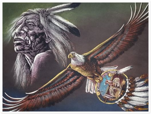 indianer bild